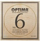 Optima No.6 Gold Strings Nylon High