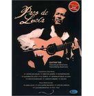 Carisch Paco De Lucia Guitar Tab
