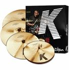 Zildjian K-Custom Darkbox Set