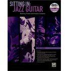 Alfred Music Publishing Sittin in: Jazz Guitar