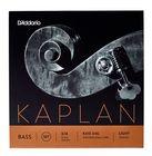 Daddario K610-3/4L Kaplan Bass 3/4