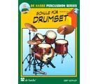 Schule Für Drum Set Bd. 1 De Haske