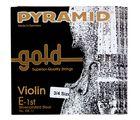 Gold Violin Strings 3/4 Pyramid