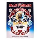 Music Sales Iron Maiden Best of