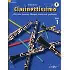 Schott Clarinettissimo Vol.1