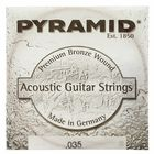 Pyramid 035 Single String
