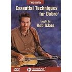 Homespun Essential Techniques Dobro DVD