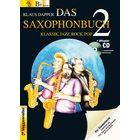 Voggenreiter Das Saxophonbuch 2 (Bb)