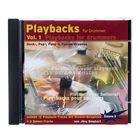 Tunesday Records Playbacks für Drummer Vol. 1