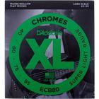 Daddario ECB80 Chromes