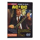 Music Sales Learn To Play AC/DC (DVD)
