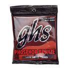 GHS S315 Phosphor Bronze Ex Light
