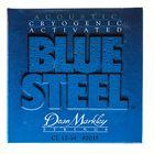 Dean Markley 2035 CL Western Blue Steel