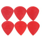 Dunlop Jazz Plectrums III XL Red 6P
