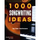 Hal Leonard 1000 Songwriting Ideas