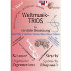 Musikverlag Keller Weltmusik-Trios Variable Vol.2
