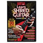 Guitar World Learn Shred Guitar DVD