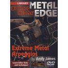 Music Sales Metal Edge Extreme Metal Arp.