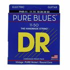 DR Strings Pure Blues PHR-11