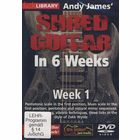 Music Sales Shred Guitar Week 1