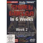Music Sales Shred Guitar Week 2