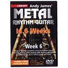 Music Sales Metal Rhythm Guitar Week 6