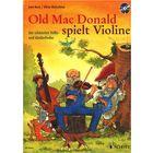 Schott Old Mac Donald spielt Violine