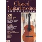 Cherry Lane Music Company Classical Guitar Favorites