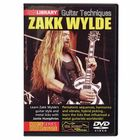 Music Sales Zakk Wylde Guitar Technique
