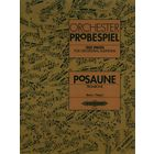 C.F. Peters Orchester Probespiel Posaune