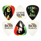 Dunlop Bob Marley Rasta Pick Set H