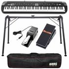 Korg SV1 88 BK Stage Pack Bundle