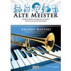 Hage Musikverlag Alte Meister Tromb Piano
