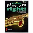De Haske Best Of Play `em Right T-Sax