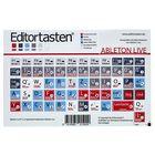 Editortasten Ableton Live Edition