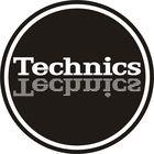 Technics Slipmat Mirror 1