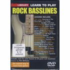Music Sales Learn To Play Rock Basslines