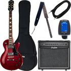 Epiphone Les Paul Studio Deluxe Bundle3