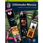Alfred Music Publishing Ultimate Movie Solos Violin