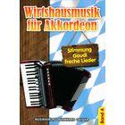 Musikverlag Geiger Wirtshausmusik Akkordeon 4