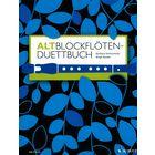 Schott Altblockflöten-Duettbuch