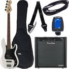 Fender SQ Affinity P-Bass OW Bundle3