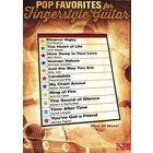 Hal Leonard Pop Favorites For Fingerstyle