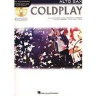 Hal Leonard Alto Sax. Play-Along: Coldplay