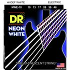 DR Strings HiDef White Neon E 10-46