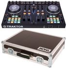 Native Instruments Traktor Kontrol S4 MKII + Case