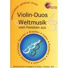 Musikverlag Keller Violin-Duos Weltmusik