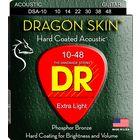 DR Strings Dragon Skin Acoustic 10-48