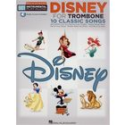 Hal Leonard Tromb. Easy Play Along Disney