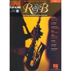 Hal Leonard Saxophone Play Along: R&B